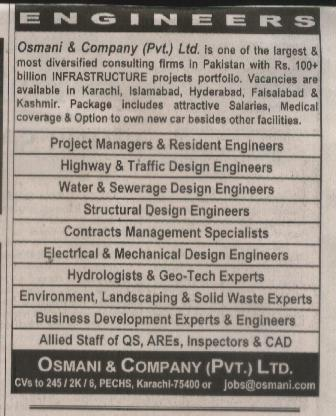 pvt company job